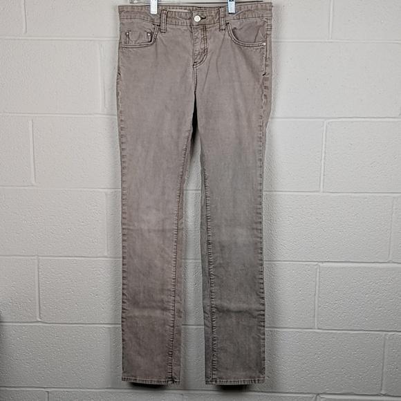 Pilcro and the Letterpress Pants - Pilcro and The Letterpress Corduroy Pants